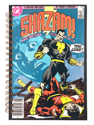 Shazam! Comic Journal-Red Barn Collections