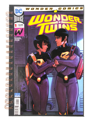Wonder Twins #1 Comic Journal-Red Barn Collections