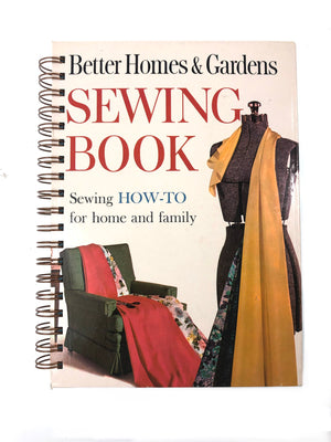 Better Homes and Gardens Sewing Book-Red Barn Collections