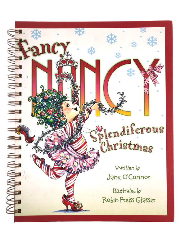 Fancy Nancy Splendiferous Christmas-Red Barn Collections