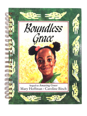 Boundless Grace Book Journal-Red Barn Collections