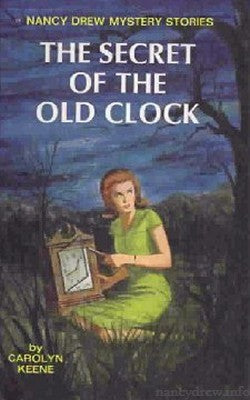 Nancy Drew #01 - The Secret of the Old Clock-Red Barn Collections