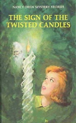 Nancy Drew #09 - The Sign of the Twisted Candles-Red Barn Collections