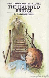 Nancy Drew #15 - The Haunted Bridge-Red Barn Collections
