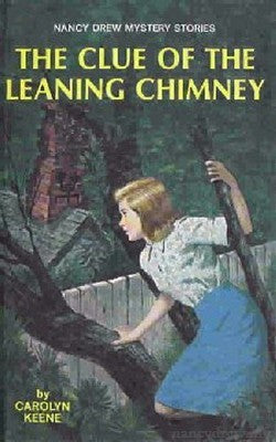 Nancy Drew #26 - The Clue of the Leaning Chimney-Red Barn Collections