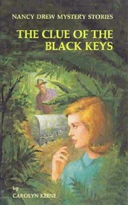 Nancy Drew #28 - The Clue of the Black Keys-Red Barn Collections