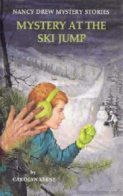 Nancy Drew #29 - Mystery at the Ski Jump-Red Barn Collections