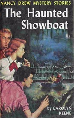 Nancy Drew #35 - The Haunted Showboat-Red Barn Collections