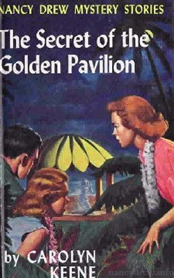 Nancy Drew #36 - The Secret of the Golden Pavilion-Red Barn Collections