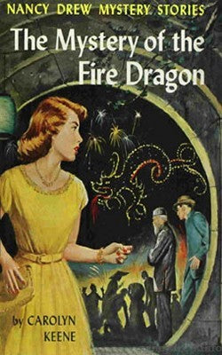 Nancy Drew #38 - The Mystery of the Fire Dragon-Red Barn Collections