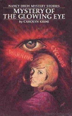 Nancy Drew #51 - Mystery of the Glowing Eye-Red Barn Collections