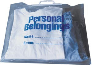 New World Imports Personal Belongings Bag, BELC