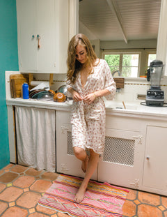 CARA Robe in 'The Birds'