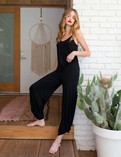 CeeCee Pant in Black