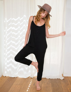 Gigi Jumpsuit in Black