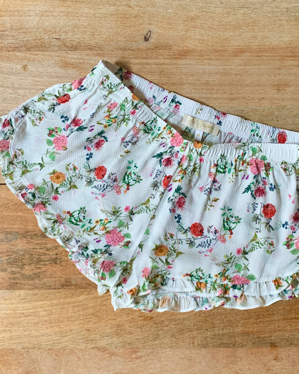 Frankie Shorts in French Floral