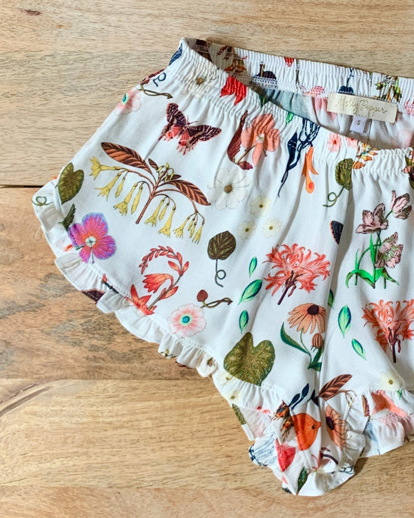 FRANKIE Shorts in Botanical