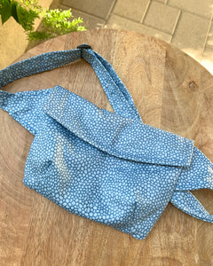 PEPPER Hip Bag in Blue