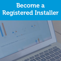 Become a Registered Installer