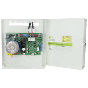 24V Smoke Ventilation 3A AOV Control Panel - EV-301-MC-BB