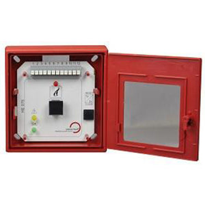 Automatic Fire Curtain - System Operating Switch