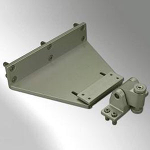 Folding Arm 2 bracket - mounting for Schüco AW57RO profiles