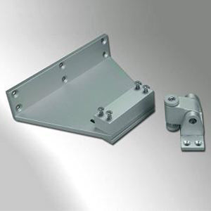 Folding Arm 2 bracket - mounting for Raico 105D profiles