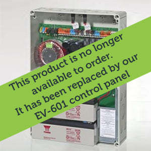 24V Smoke Ventilation 6A AOV Control Panel - SP-600