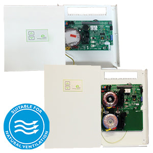 24V Daily Ventilation Compact Control Panel