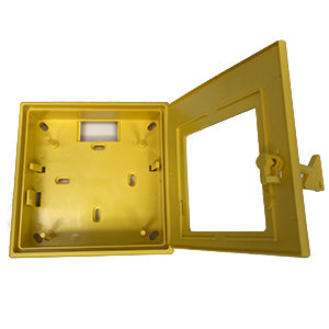 Spare Housing for HE switch range Yellow