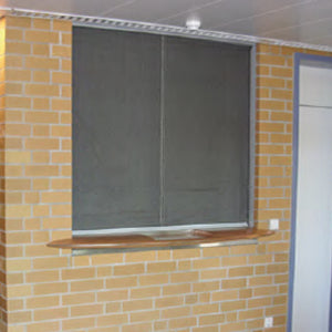 Automatic Fire Curtain - For openings up to 1,300mm wide