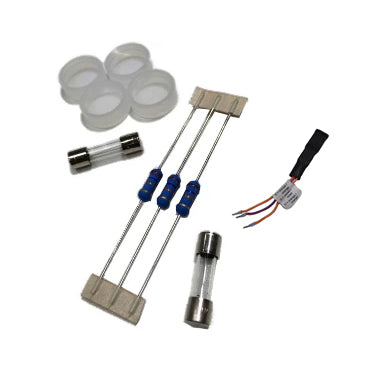 SP Board Spares Pack - Resistors and Fuses