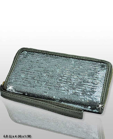 Moonlight Rhinestone Wallet