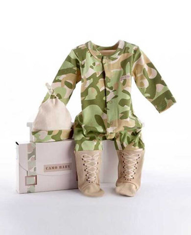 Camo Kid Outfit