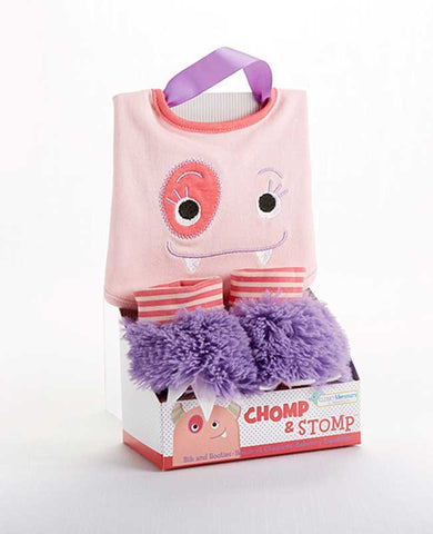 Chomp & Stomp Monster Set