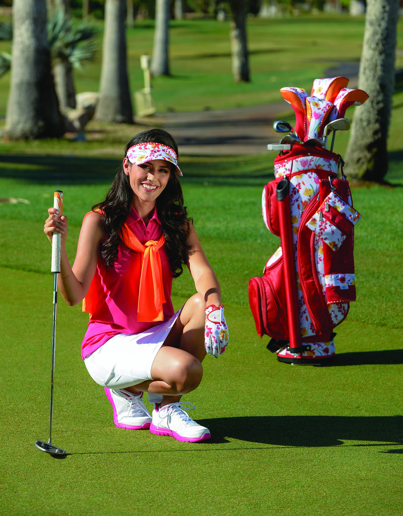 Women's golf: The low down on fashion, technique and golf travel