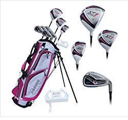 How to Choose Women's Golf Clubs
