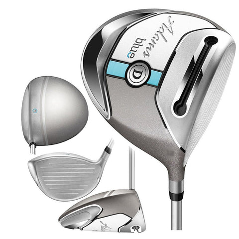 Adams Golf Blue ladies driver