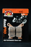 | 403402 | Brake pad RoadPRO Sinter rear