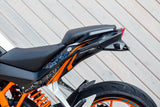RokON sticker kit KTM Duke 125 / 200 / 250 / 390 - Limited edition
