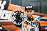 | 112297 | Flame Floating Alu Disc 320, Front -  KTM RC 2017