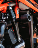 Crash Bobbins for KTM SUPER DUKE R 1290