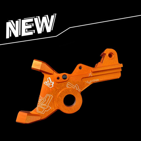Dual caliper bracket for KTM Duke 790 / 890R