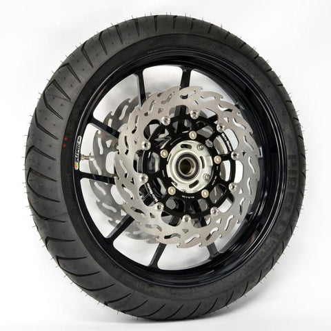 | 112330 | FLAME FRONT DISC LEFT - KTM 790 DUKE