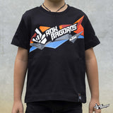 KTM, Shirt, t-shirt, KIDS, Black