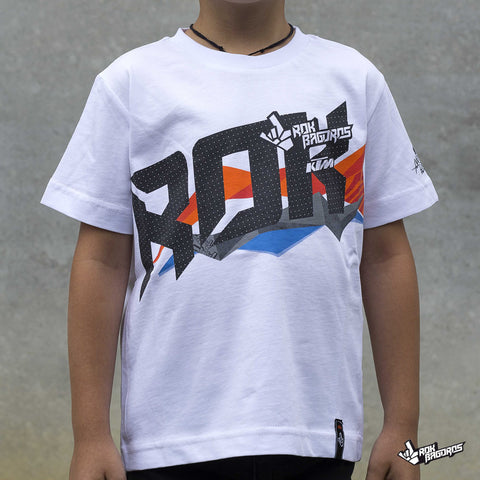 t-shirt, KIDS, White