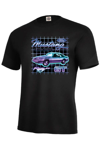 Ford GT The Boss Adult Unisex Quality Short or Long Sleeve T Shirt 22502HD1