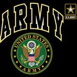ON SALE United States Army Seal Adult T Shirt 19964D2