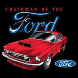 Ford Mustang Chairman of the Ford Car Mens Short or Long Sleeve T Shirt 13734HD2