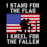 Copy of ON SALE I Stand For the Flag Adult Unisext T Shirt